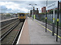 SJ4076 : Ellesmere Port railway station, Cheshire by Nigel Thompson