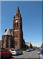 TQ1869 : St Luke's church, Kingston-upon-Thames: south end by Stephen Craven