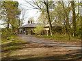 SD5907 : Haigh Country Park, Hall Lane Lodge by David Dixon