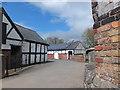 SJ2933 : Old buildings - new use by John Haynes