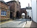 NY3955 : Paternoster Row, Carlisle by Kenneth  Allen