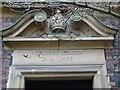 NY3955 : Inscribed door lintel, Carlisle by Kenneth  Allen
