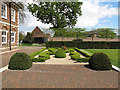 TQ5074 : Parterre at Hall Place by Stephen Craven