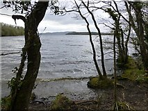 H1758 : Lough Erne by Kenneth  Allen