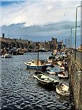 SC2484 : Peel, East Quay by David Dixon
