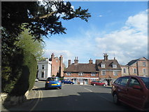 TQ5243 : Old houses in the centre of Penshurst by David Howard