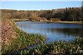 NJ7153 : Wrae Lake by Anne Burgess