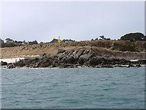 SV9015 : Rushy Point, Tresco by David Purchase