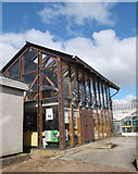 NJ9304 : Education Centre, Winter Gardens, Duthie Park by Bill Harrison