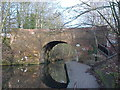 SP1283 : Woodcock Lane Bridge, number 86, Grand Union Canal by Tim Glover