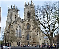 SE6052 : York Minster by Julian P Guffogg