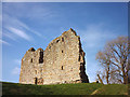 NY6566 : Thirlwall Castle by Karl and Ali