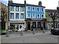 NY1230 : Floral Boutique / The Angling Warehouse, Cockermouth by Kenneth  Allen