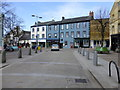 NY1230 : Market Place, Cockermouth by Kenneth  Allen
