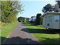 NT9828 : Highburn House Holiday Park by Barbara Carr