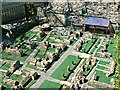 SP1620 : Model Village, Model Village, Model Village, The Old New Inn, Bourton-on-The-Water by Brian Robert Marshall