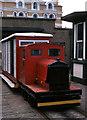 SC4594 : Ramsey Pier Tramway by David Dixon
