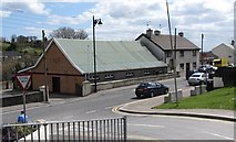 J0115 : The Irish National Foresters Hall, Main Street, Forkhill by Eric Jones