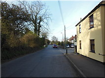 ST7581 : Chapel Lane, Old Sodbury by Ian S