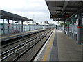 TQ3983 : Abbey Road DLR station by Marathon