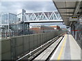 TQ3982 : Star Lane DLR station by Marathon