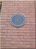SO9198 : Rowland Hill Blue Plaque by Gordon Griffiths