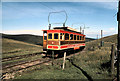 SC3987 : Snaefell Mountain Railway by David Dixon