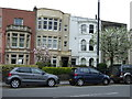 ST5774 : Houses on Upper Belgrave Road by JThomas