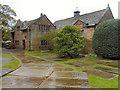 SJ8476 : Schoolhouse, St Mary's Churchyard by David Dixon