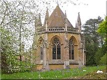 ST5071 : Chapel - Tyntesfield by Sarah Smith