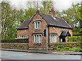 SJ8474 : Entrance Lodge to Alderley Park by David Dixon