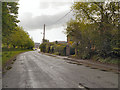 SJ8277 : Nether Alderley, Merryman's Lane by David Dixon