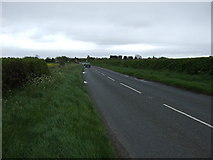 ST6288 : Vattingstone Lane (B4461), heading east by JThomas