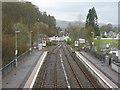 NH3961 : Garve Station by M J Richardson