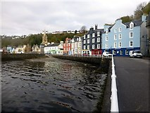 NM5055 : Tobermory Waterfront by Rude Health