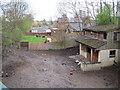 SE3737 : Scholes railway station (site), Yorkshire by Nigel Thompson