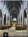 NZ2564 : Interior of the Cathedral Church of St Nicholas,  Newcastle upon Tyne by Derek Voller