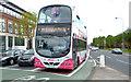 J3473 : Cregagh bus, Belfast by Albert Bridge