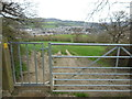 ST7266 : The Cotswold Way towards Weston, Bath by Ian S