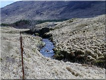 NM6231 : Allt Molach Bridge by Rude Health