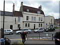 ST7266 : The Kings Head, Weston by Ian S