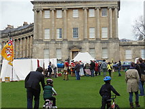 ST7465 : The Cotswold Way at The Royal Crescent, Bath by Ian S