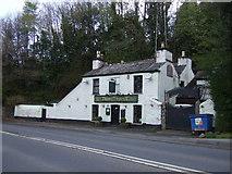 SX4975 : The Trout & Tipple pub by JThomas