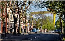 J3573 : Templemore Avenue, Belfast (2013) by Albert Bridge