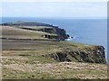 HP6515 : South side of the Lamba Ness peninsula by Oliver Dixon