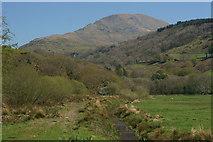 SH6143 : View Towards Moelwyn Mawr, Gwynedd by Peter Trimming