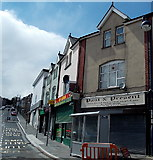 ST1599 : Past & Present, Bargoed by Jaggery