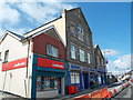 ST1599 : Ladbrokes and Citizens Advice Bureau, Bargoed  by Jaggery