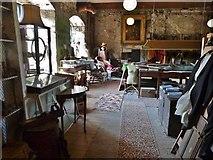 NU0625 : Interior rooms of Chillingham Castle by Derek Voller
