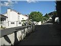 SX9272 : Southwest end of Platway Lane, Ringmore by Robin Stott